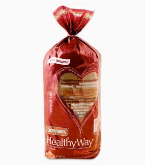 Dempster's® Healthy Way® with ProCardio recipe™ Wheat Bread 630 g