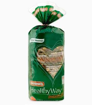 Dempster's® Healthy Way® with ProCardio recipe™ Multigrain Bread 630 g