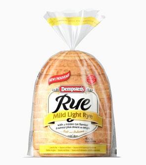 Dempster's® Rye Mild Light Rye Loaf