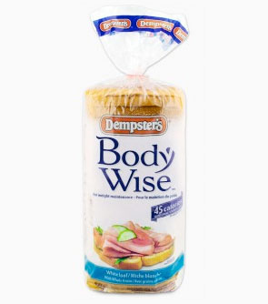 Dempster's® BodyWise® White with Whole Grains