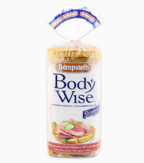 Dempsters BodyWise 100% Whole Wheat