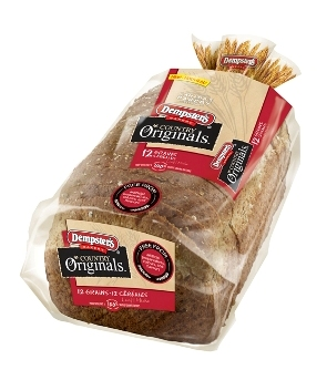 Dempster's® Country Originals™ 12 Grain Loaf - Made with 100% whole grains