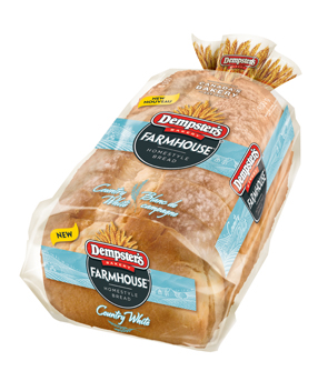 Dempster's® Farmhouse™ Country White Bread