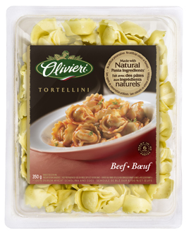 Olivieri® Tortellini with Beef 350g or 700g